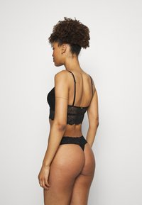 Gilly Hicks - CORE 3 PACK - Thong - corn blue/rose spoonbill/black - 2
