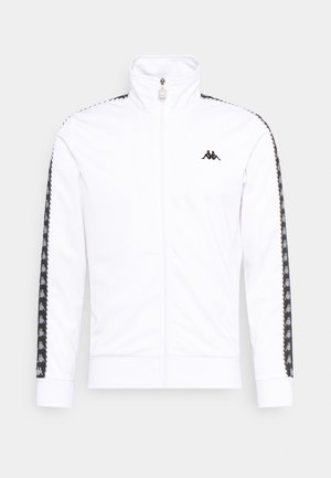 IMANUEL - Trainingsjacke - bright white
