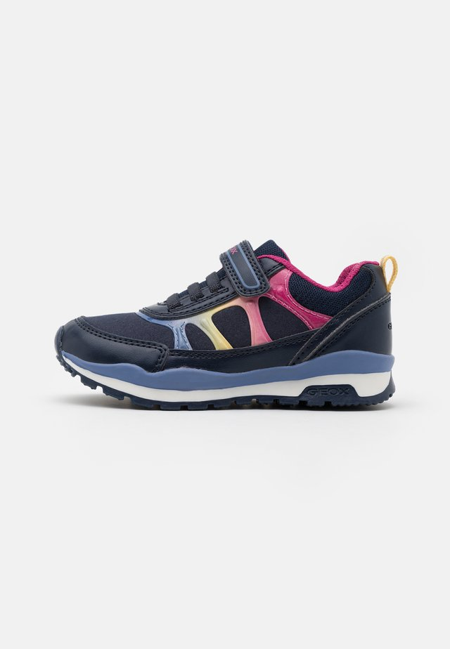 PAVEL GIRL - Trainers - navy/multicolor