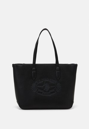 HAILEY SHOPPING BAG - Tote bag - black