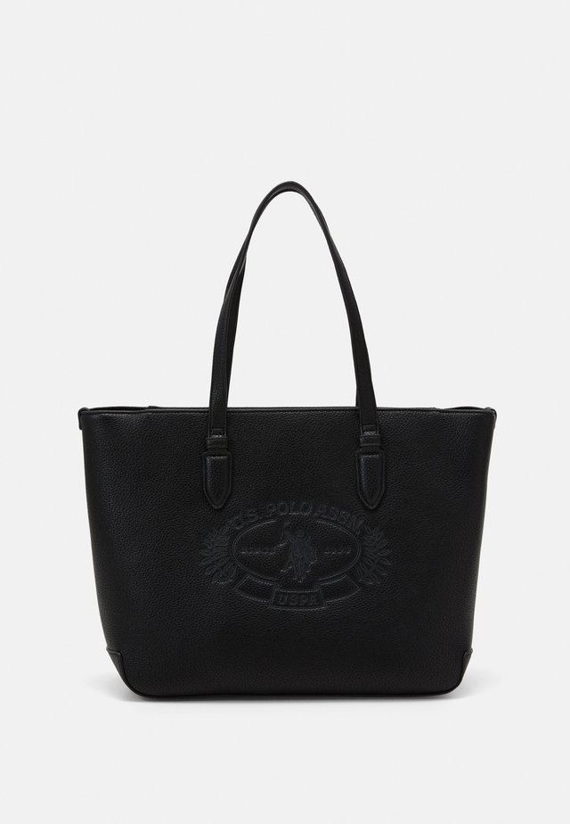 HAILEY SHOPPING BAG - Bolso shopping - black