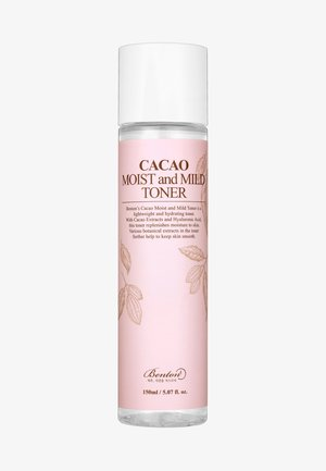 CACAO MOIST AND MILD TONER  - Gesichtswasser - -