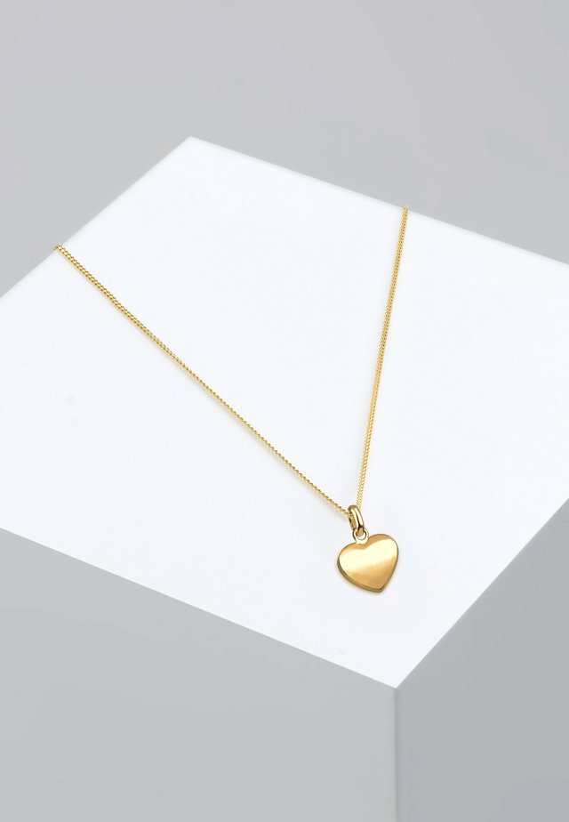 Necklace - gold-colored