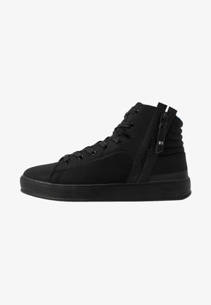 CONGRESS - High-top trainers - black