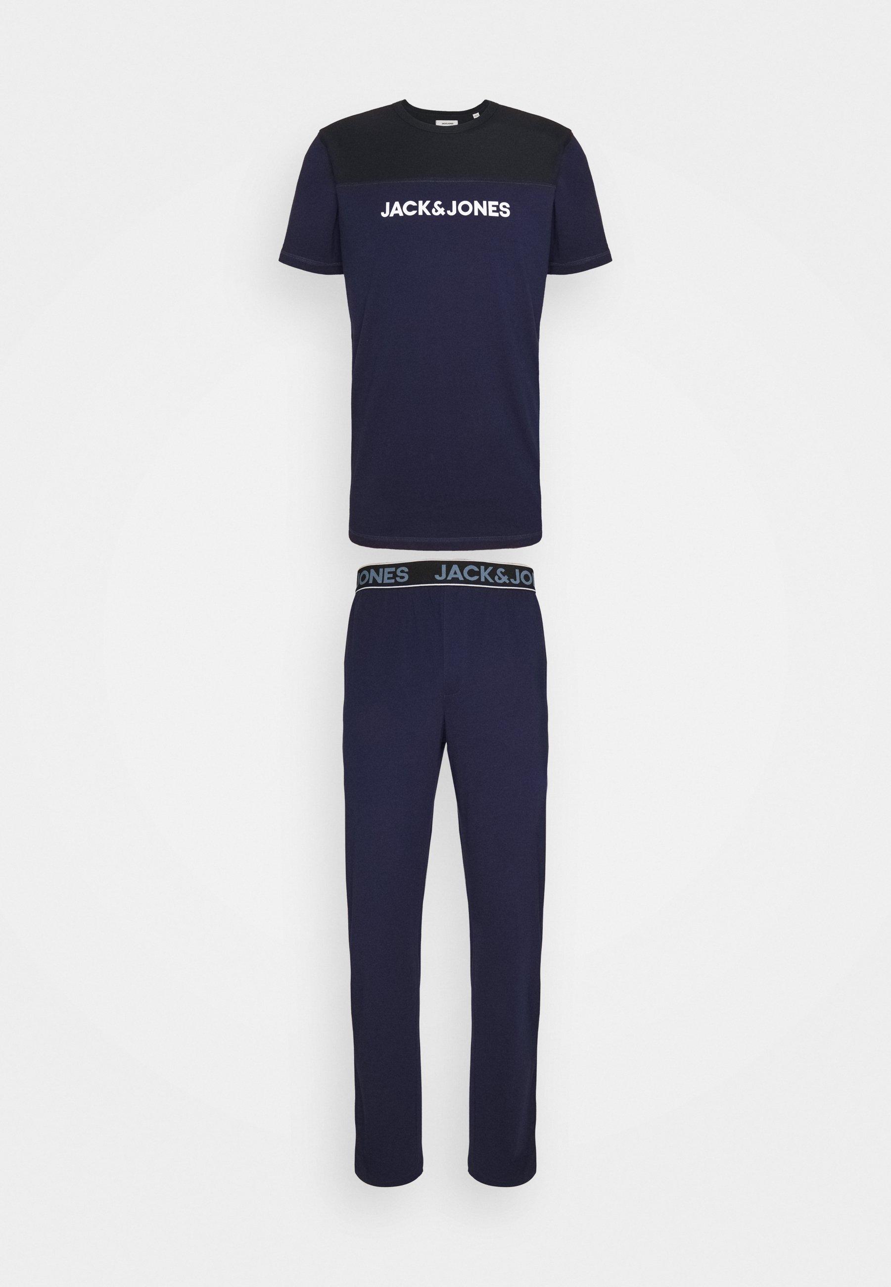 Herren JACSMITH TEE AND PANTS - Pyjama