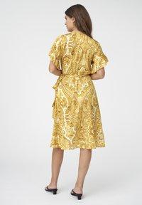 Dea Kudibal - AUDREY - Day dress - paisley yellow - 2