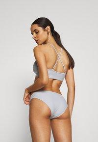 Filippa K - CLASSIC SHINY BRIEF - Bikini bottoms - cloud - 2