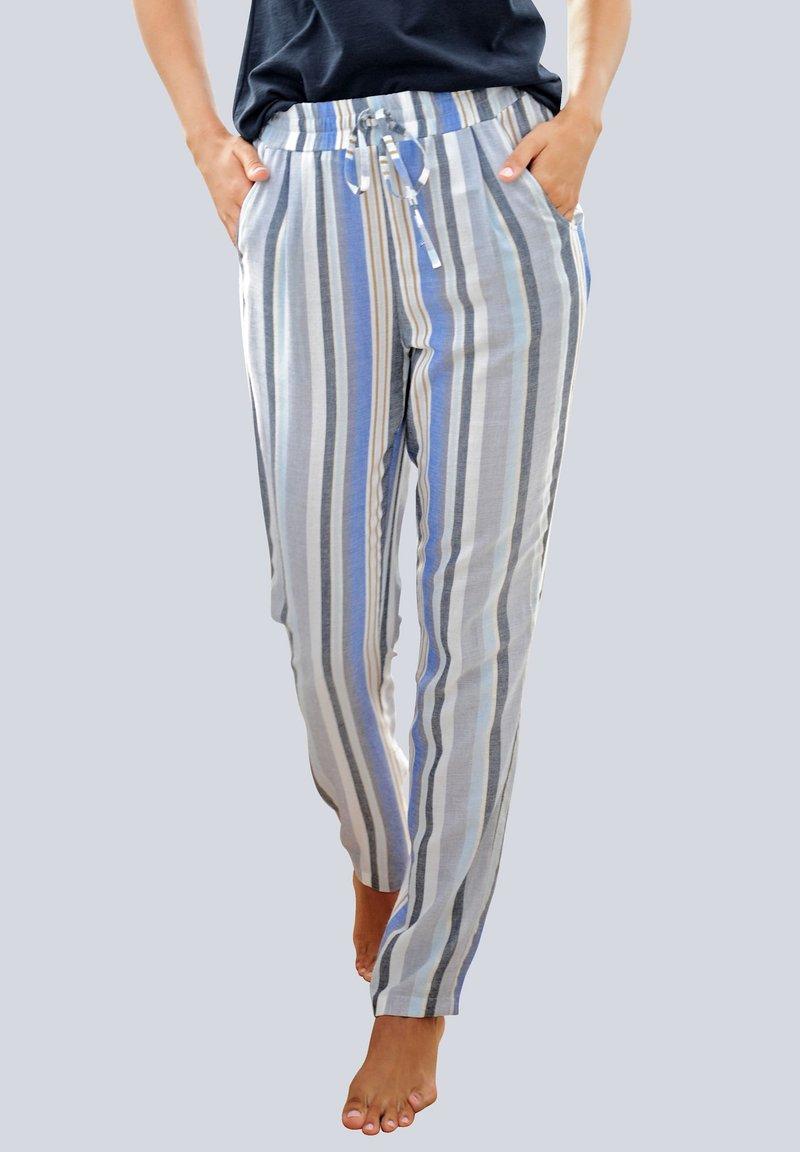 Alba Moda - Trousers - blau