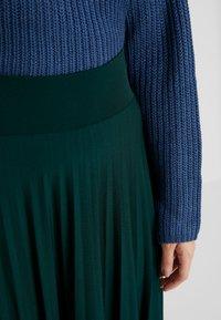 Anna Field Petite - A-line skirt - scarab - 4