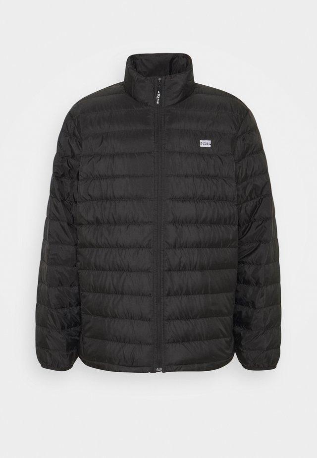 PRESIDIO PACKABLE JACKET - Down jacket - blacks