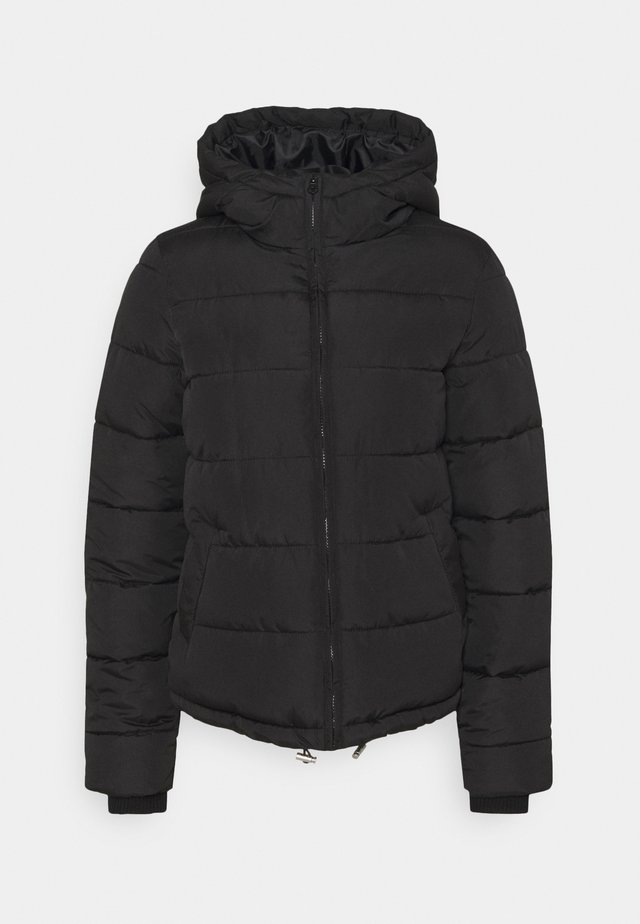 PCBEE SHORT PADDED JACKET  - Winter jacket - black