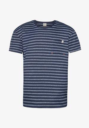 THEFT - T-shirt print - ground blue