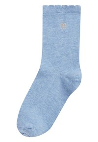 Next - 7 PACK HEART EMBROIDERED - Socks - multi-coloured - 4