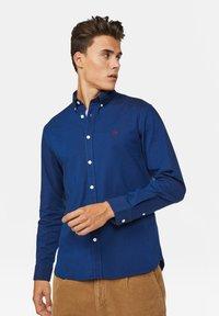 WE Fashion - SLIM FIT - Overhemd - indigo - 3