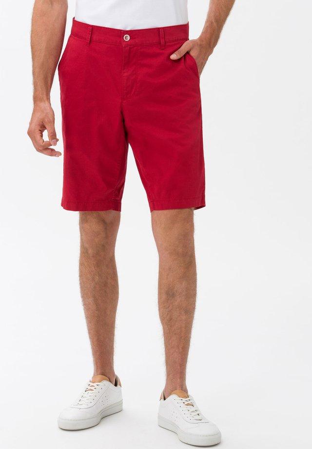 STYLE BOZEN - Shorts - cherry
