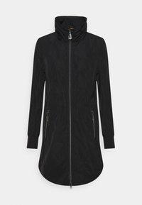comma - Klasyczny płaszcz - black - 3