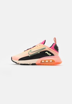 AIR MAX 2090 - Sneakersy niskie - barely volt/black/atomic pink/pink glow/guava ice/melon tint