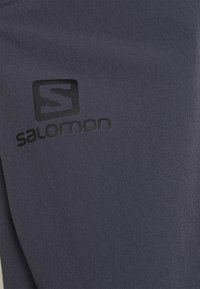 Salomon - WAYFARER TAPERED PANTS  - Broek - ebony - 2