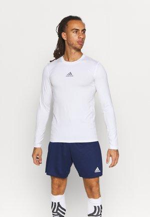 TECH FIT - Sports shirt - white