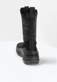 Mammut - FALERA II HIGH WP  - Winter boots - black-dark titanium - 3