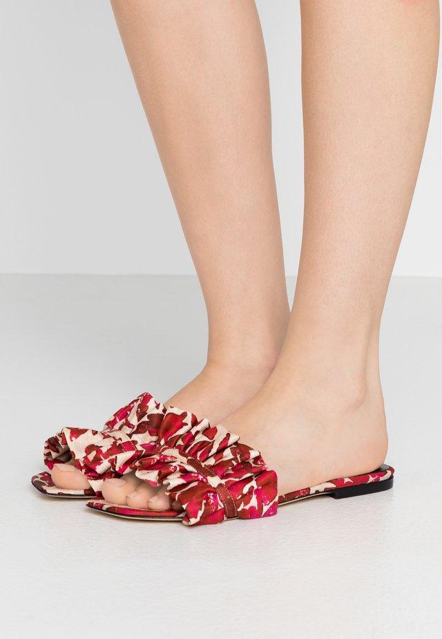 APOTEMA - Pantofle - altrosa