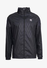 adidas Originals - GRAPHICS SPORT INSPIRED JACKET - Tuulitakki - black - 4