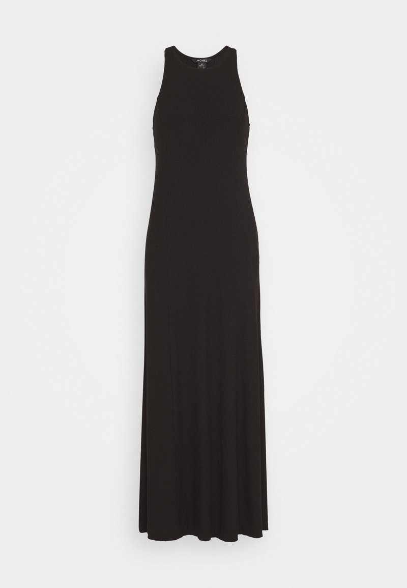 Monki - LOGAN DRESS - Day dress - black