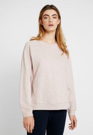 SOFIE RAGLAN - Sweatshirt - light pink