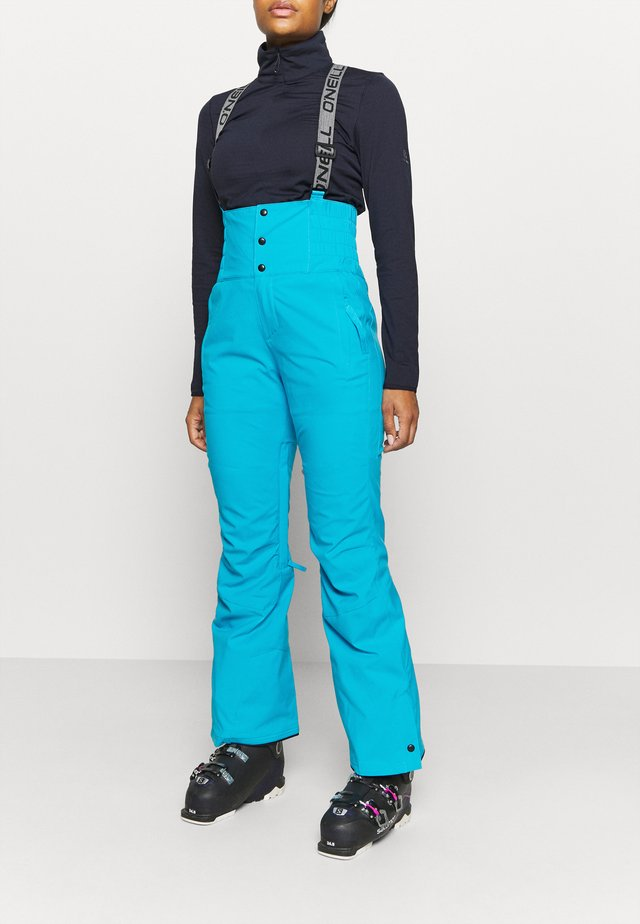 OCEAN MISSION SNOW PANTS - Täckbyxor - pure cyan