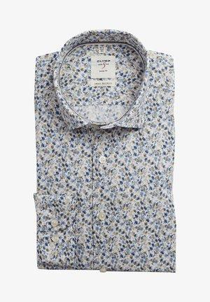 LEVEL FIVE SMART BUSINESS BODY FIT LONGSLEEVE  - Shirt - weiß