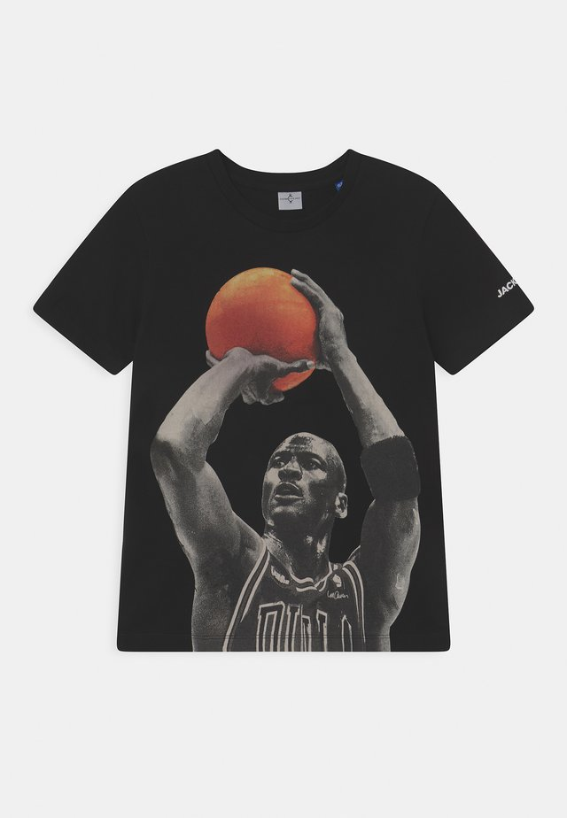 JCOLEGENDS  - T-shirts print - black