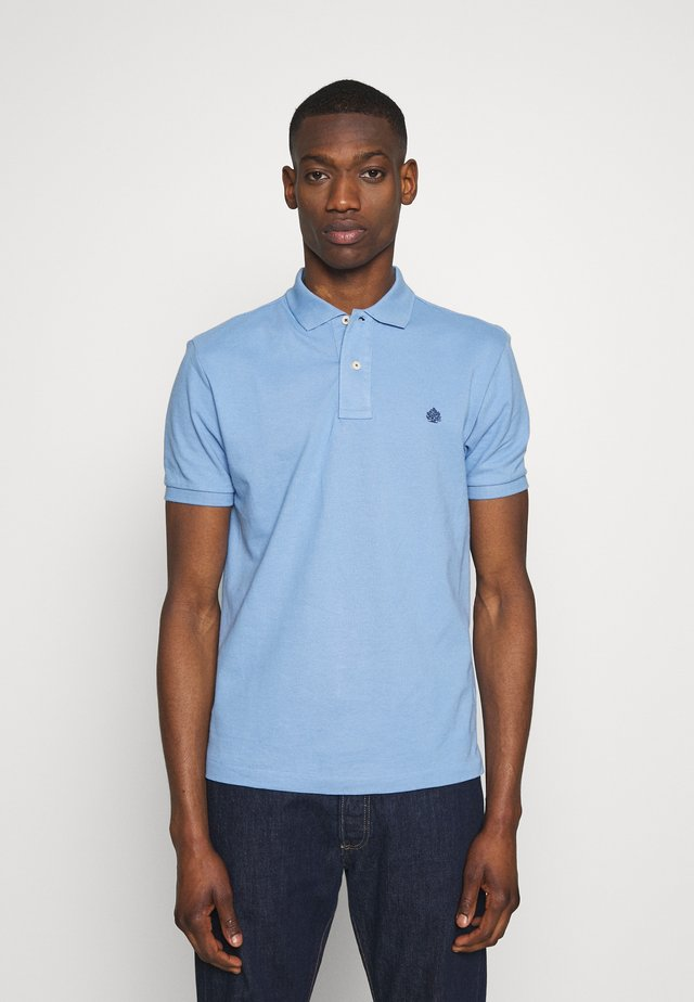 BASIC - Polo - lightblue