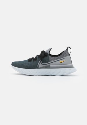 REACT INFINITY RUN - Neutrala löparskor - particle grey/dark grey/pure platinum