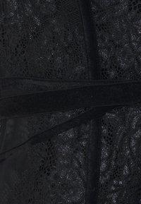 Hunkemöller - RAINE - Corset - caviar - 2