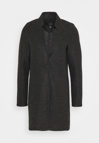 VMBRUSHEDKATRINE JACKET - Zimní kabát - dark grey melange