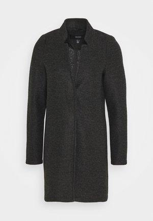 VMBRUSHEDKATRINE JACKET - Cappotto classico - dark grey melange