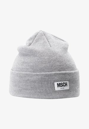 MOJO BEANIE - Beanie - light grey melange