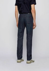BOSS - ALBANY - Relaxed fit jeans - dark blue - 2