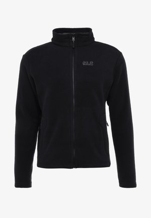 MOONRISE JACKET MEN - Kurtka z polaru - black