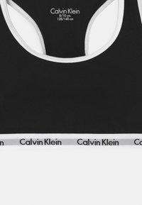 Calvin Klein Underwear - 2 PACK - Bustier - black - 2