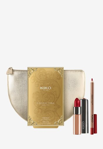 A HOLIDAY FABLE CLASSIC LIP KIT - Makeup set - 03 litchi kiss