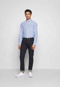 Polo Ralph Lauren - STRIPE SLIM FIT - Camicia - blue/white - 1