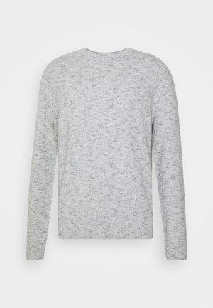 EMMANUEL - Svetr - warm grey