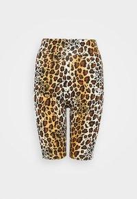 adidas Originals - LEOPARD TIGHT - Shorts - multco/mesa - 4