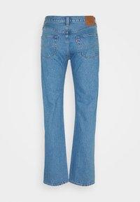 Levi's® - 501 ORIGINAL FIT UNISEX - Jeans a sigaretta - light indigo flat finish - 6