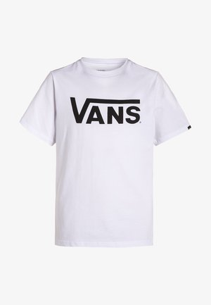CLASSIC BOYS - Camiseta estampada - white/black