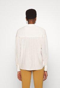 By Malene Birger - REIBENA - Button-down blouse - cream - 2