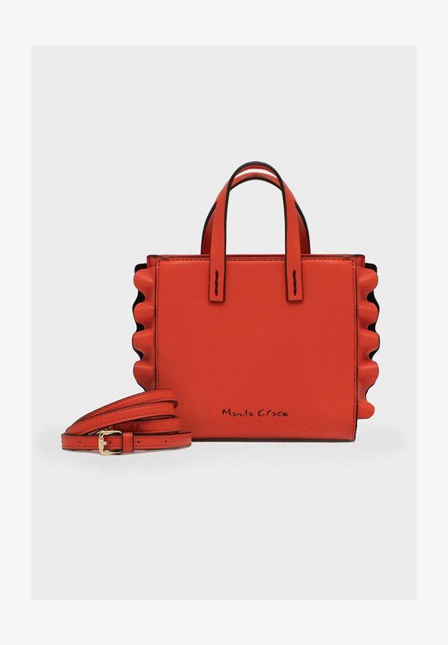 Handbag - arancione