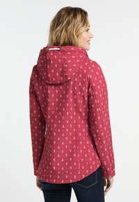 Schmuddelwedda - Outdoor jacket - red - 2