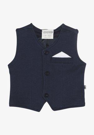 CLASSIC BOYS - Suit waistcoat - marine